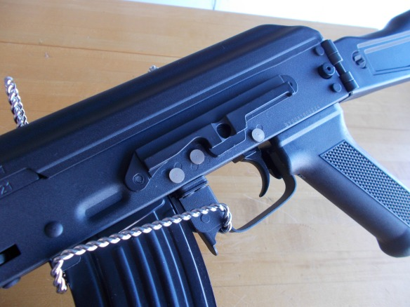 New AK 74/GP 25 Rental | Airsoft action field